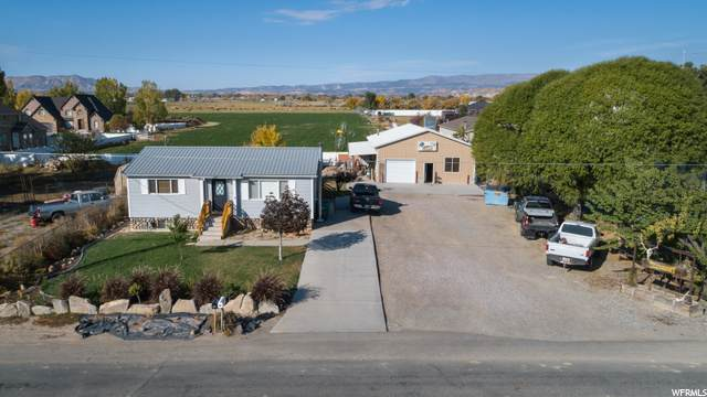 1865 N 1500 E, Vernal, UT 84078 (#1706966) :: Powder Mountain Realty