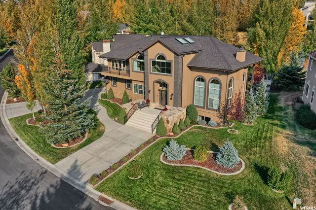 8971 Cheyenne Way, Park City, UT 84098 (#1706993) :: Gurr Real Estate