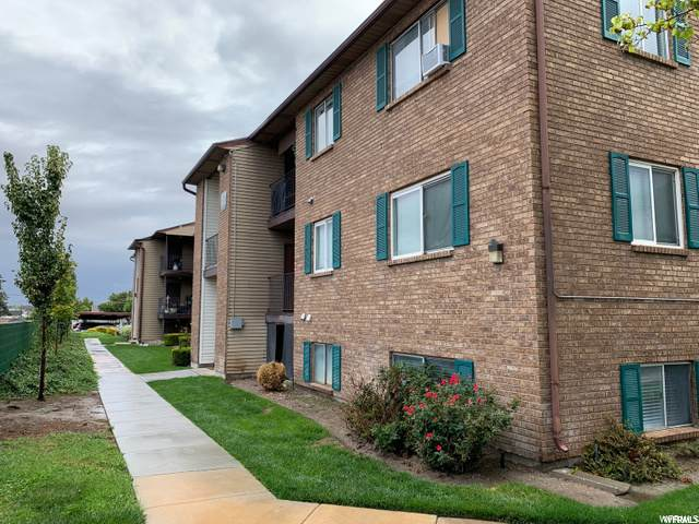 4150 S Oak Meadows Dr #11, Taylorsville, UT 84123 (#1707008) :: Red Sign Team