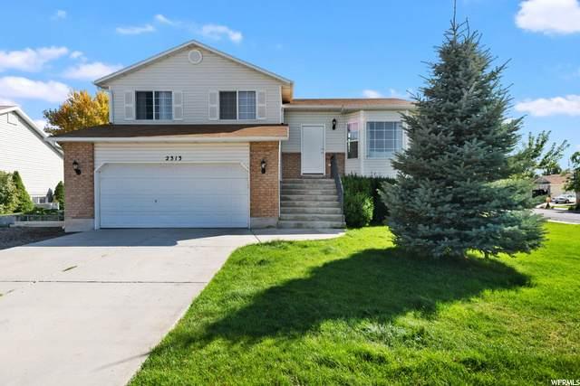 2313 W 1450 N, Layton, UT 84041 (MLS #1707047) :: Lawson Real Estate Team - Engel & Völkers