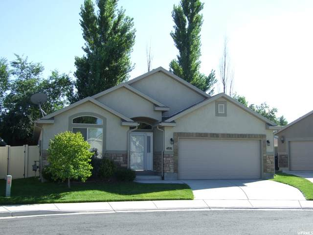 4881 W Cottagebrook Cir, West Valley City, UT 84120 (#1707122) :: Bustos Real Estate | Keller Williams Utah Realtors