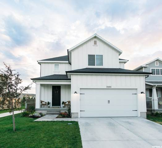 7495 N Cottage Ln, Eagle Mountain, UT 84005 (#1707167) :: REALTY ONE GROUP ARETE