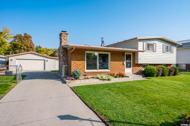2100 W Condie Dr, Taylorsville, UT 84129 (#1707170) :: Doxey Real Estate Group