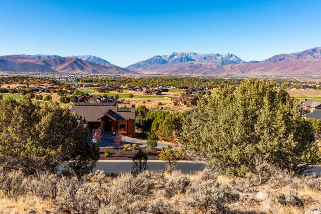 2121 E Flat Top Mountain Dr, Heber City, UT 84032 (#1707176) :: Gurr Real Estate