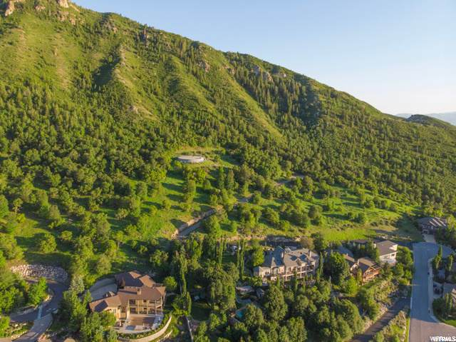 3802 E Catamount Ridge Rd #8, Sandy, UT 84092 (#1707182) :: Big Key Real Estate
