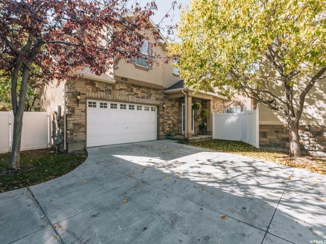 4939 W Duncan Meadow Ln, Riverton, UT 84096 (#1707183) :: Powder Mountain Realty