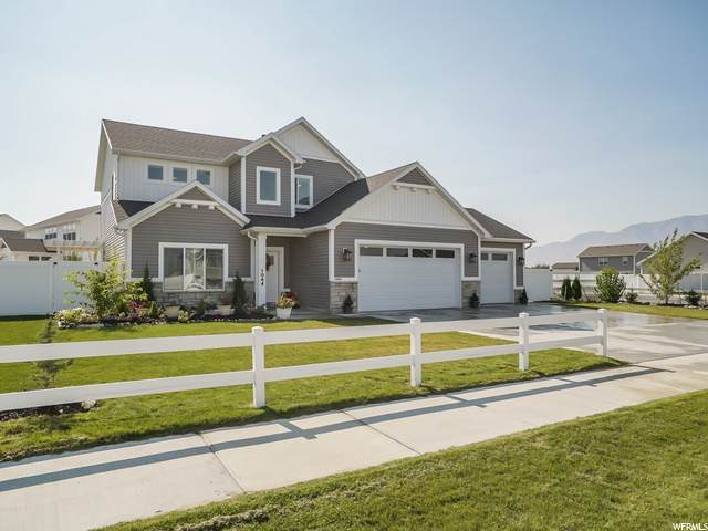 1044 W 2600 S, Nibley, UT 84321 (#1707199) :: EXIT Realty Plus