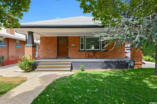 857 E Roosevelt Ave, Salt Lake City, UT 84105 (MLS #1707243) :: Lawson Real Estate Team - Engel & Völkers