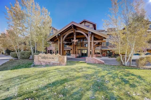 2900 E Deer Valley Dr, Deer Valley, UT 84060 (#1707252) :: Gurr Real Estate