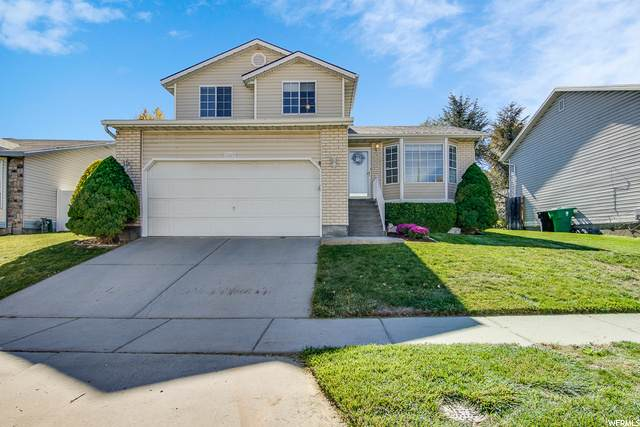 1269 W Eagle Nest Dr, Murray, UT 84123 (#1707272) :: Belknap Team