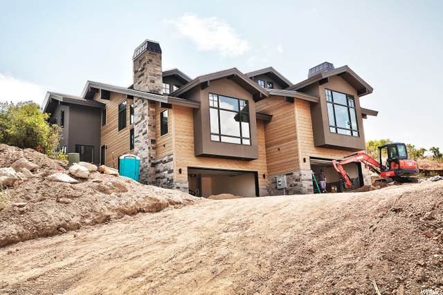10770 N Hideout Trl T6, Heber City, UT 84032 (MLS #1707273) :: High Country Properties
