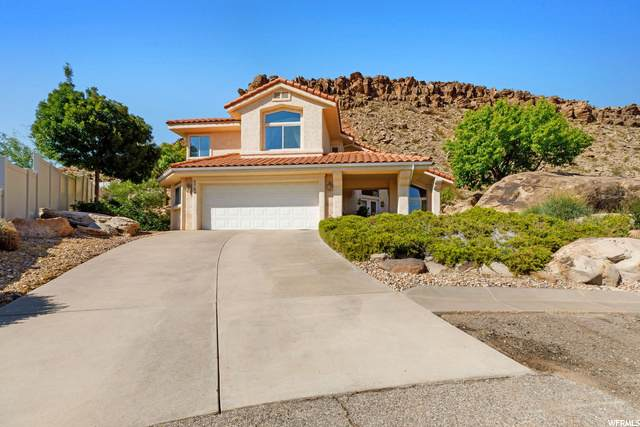 2784 Laverkin Cir, St. George, UT 84790 (#1707285) :: Powder Mountain Realty
