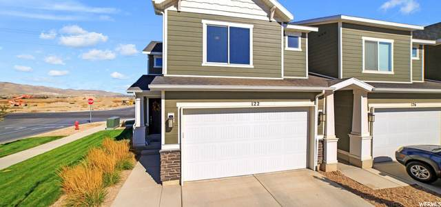 122 Boxcar Ln, Saratoga Springs, UT 84045 (#1707287) :: Powder Mountain Realty
