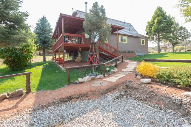 857 W Carter Cir, Pine Valley, UT 84781 (#1707310) :: Doxey Real Estate Group