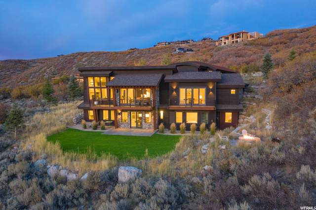 2142 E Canyon Gate Rd, Park City, UT 84098 (#1707381) :: Red Sign Team