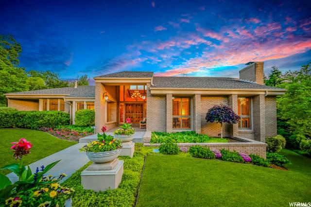 190 N Arlington Cir, Salt Lake City, UT 84103 (#1707394) :: Bustos Real Estate | Keller Williams Utah Realtors