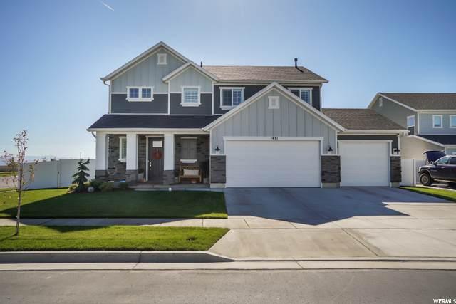 1431 W Island Ct, Syracuse, UT 84075 (MLS #1707399) :: Lawson Real Estate Team - Engel & Völkers