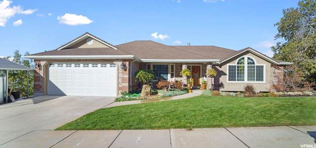 453 N 1250 E, Bountiful, UT 84010 (#1707509) :: The Perry Group