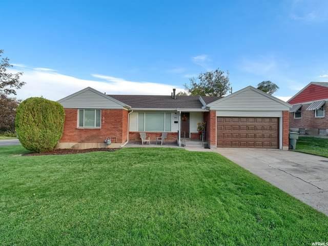906 Belmar Dr, Ogden, UT 84403 (MLS #1707549) :: Lawson Real Estate Team - Engel & Völkers