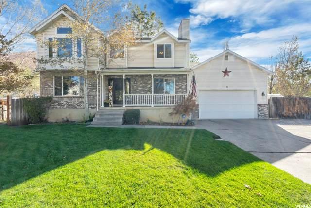 11 W Cave Hollow Cir, Farmington, UT 84025 (#1707554) :: Bustos Real Estate | Keller Williams Utah Realtors