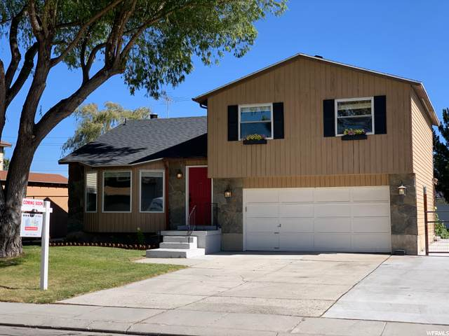 6693 S 3235 W, West Jordan, UT 84084 (#1707555) :: The Fields Team