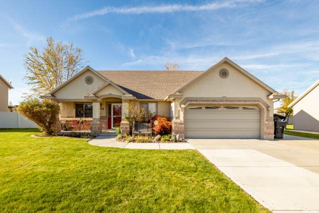 2098 W Lonestar Dr S, Farmington, UT 84025 (MLS #1707573) :: Lawson Real Estate Team - Engel & Völkers