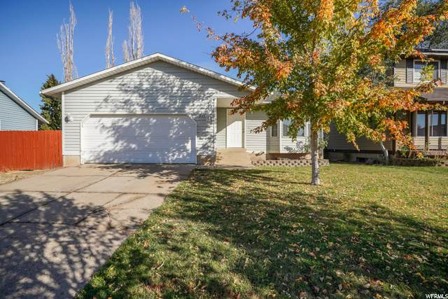 235 E 1900 S, Clearfield, UT 84015 (#1707580) :: RE/MAX Equity