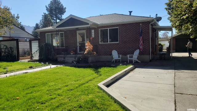 1994 E 6060 S, Holladay, UT 84121 (#1707582) :: Gurr Real Estate