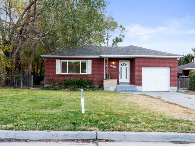 750 E Lisonbee Ave, Salt Lake City, UT 84106 (#1707584) :: Gurr Real Estate