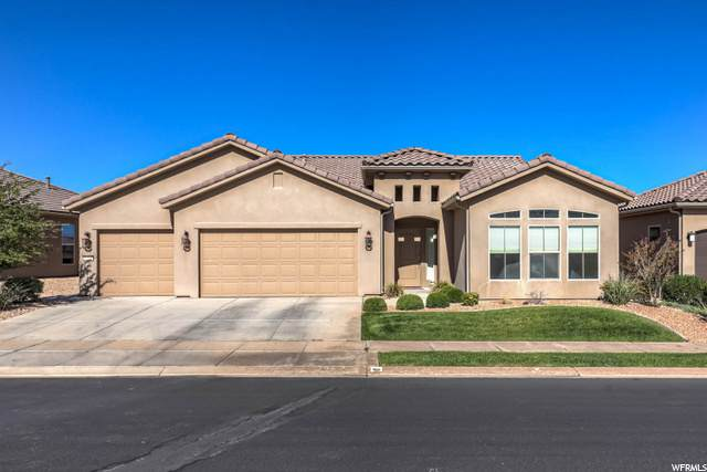 1422 W Wild Sage Dr, St. George, UT 84790 (#1707585) :: Pearson & Associates Real Estate