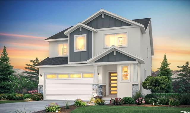 8717 S Park Slope Ln #31, West Jordan, UT 84084 (#1707593) :: The Fields Team