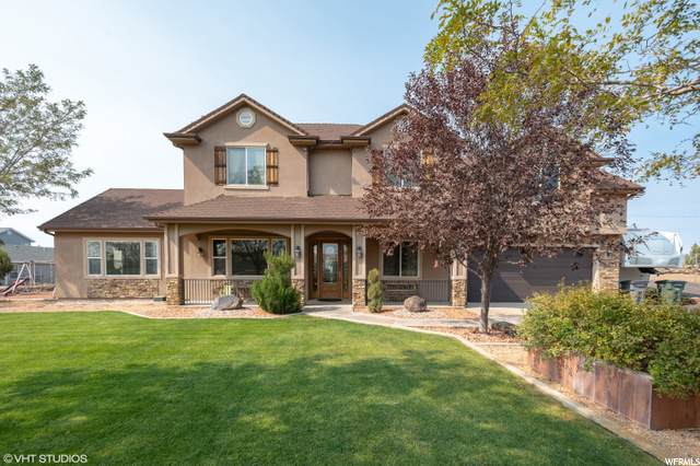 507 N Spanish Dr, Veyo, UT 84782 (#1707620) :: The Perry Group