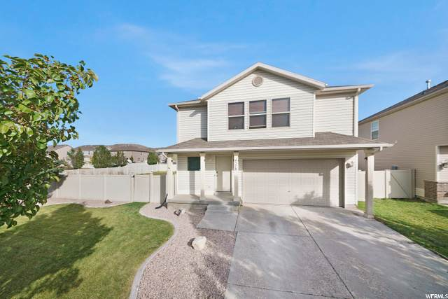 4578 N Maple Dr, Eagle Mountain, UT 84005 (#1707626) :: RE/MAX Equity