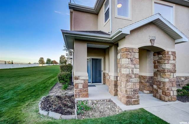 7123 S Brittany Town Drive Dr W, West Jordan, UT 84084 (MLS #1707632) :: Lawson Real Estate Team - Engel & Völkers