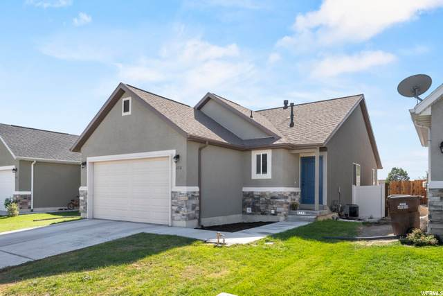 1712 E Shadow Dr, Eagle Mountain, UT 84005 (#1707649) :: Powder Mountain Realty
