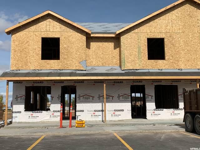 469 W 370 S #25, Preston, ID 83263 (MLS #1707653) :: Lawson Real Estate Team - Engel & Völkers