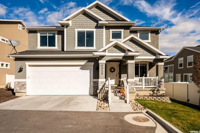 4958 W Sarasota Ln, Herriman, UT 84096 (#1707717) :: Pearson & Associates Real Estate
