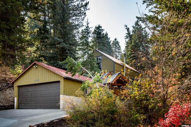 136 Lower Evergreen Dr, Park City, UT 84098 (#1707731) :: Gurr Real Estate