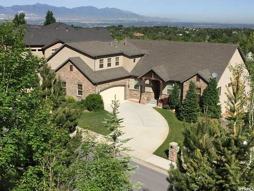 9834 S Granite Slope Dr, Sandy, UT 84092 (MLS #1707774) :: Lawson Real Estate Team - Engel & Völkers