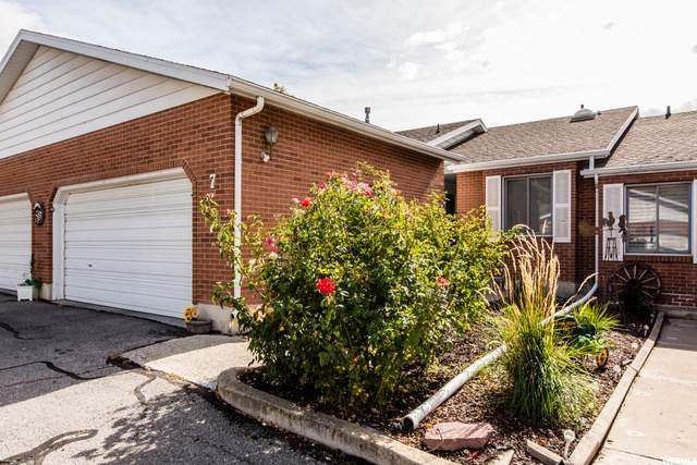447 N 300 E #7, Logan, UT 84321 (#1707784) :: Big Key Real Estate
