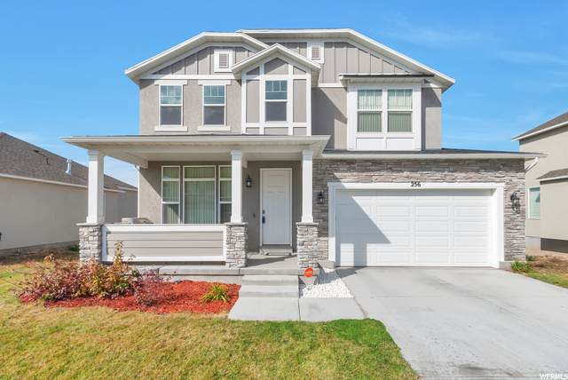 256 W Quartz Rd, Tooele, UT 84074 (#1707789) :: Red Sign Team