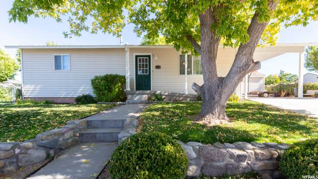 1716 N Northfield Rd, Cedar City, UT 84721 (#1707807) :: McKay Realty