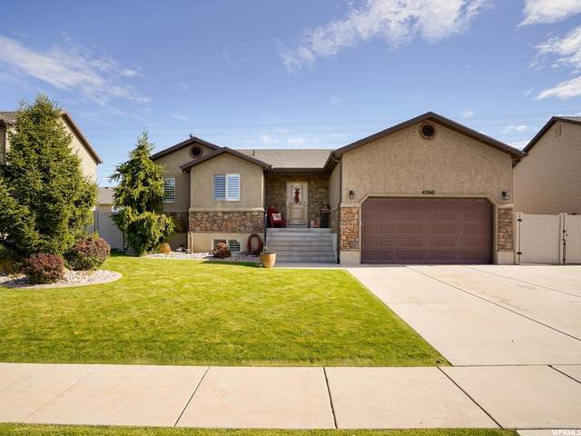 4360 S 3300 W, West Haven, UT 84401 (#1707809) :: Red Sign Team