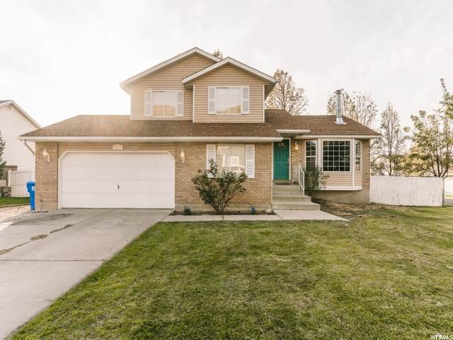 1489 N Pony Express Way W, Centerville, UT 84014 (#1707854) :: Red Sign Team