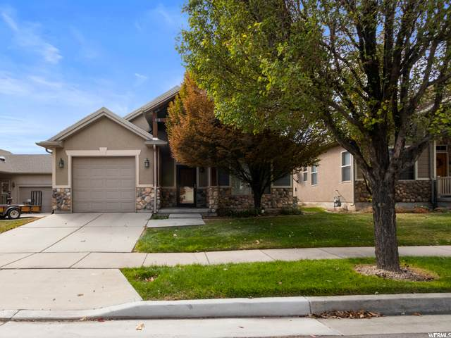 5217 W Swift Water Way S, West Jordan, UT 84088 (#1707873) :: McKay Realty