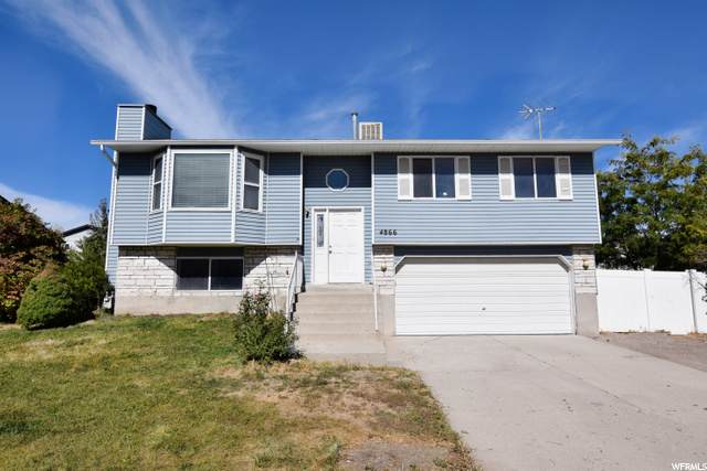4866 W Diamond Leaf Way S, West Jordan, UT 84081 (#1707874) :: Gurr Real Estate
