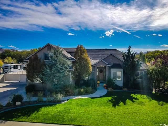 1451 W Hunters View Ct S, Riverton, UT 84065 (MLS #1707905) :: Lawson Real Estate Team - Engel & Völkers