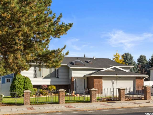 1601 E 6400 S, Salt Lake City, UT 84121 (#1707949) :: Gurr Real Estate