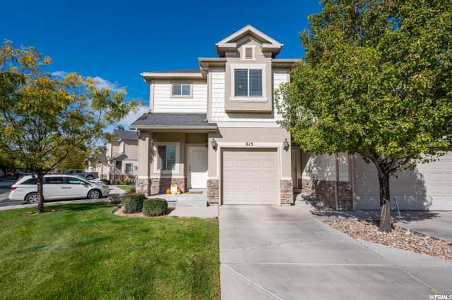 615 E Harvest Bend Way, Draper, UT 84020 (#1707950) :: The Perry Group