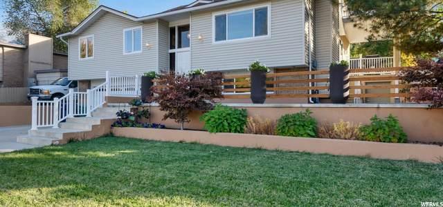 2640 E Woodchuck Way S, Sandy, UT 84093 (#1707956) :: Berkshire Hathaway HomeServices Elite Real Estate